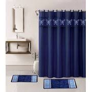 Shower Curtain Bathroom Sets Fabric Shower Curtain Sets
