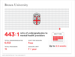 How Many Weeks In A Year As Mental Health Crises Soar Colleges Can U0027t Meet Student Needs