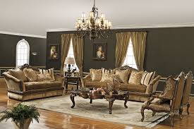 living room suit the versailles formal living room collection 11373