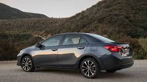 corolla 2017 toyota corolla xle review with specs horsepower and price
