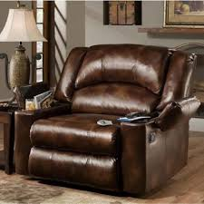 oversized leather chair antique chair and half ashley furniture