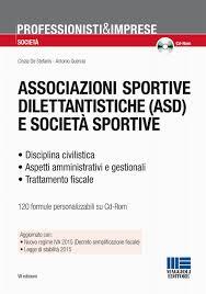 maggioli editore sede associazioni sportive dilettantistiche asd e societ罌 sportive