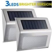 Led Solar Security Light With Motion Detector by Solar Motion Lights
