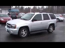 chevrolet trailblazer 2008 2008 chevrolet trailblazer lt 4wd video tour crotty chevrolet buick