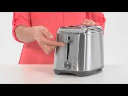 Morphy Richards 2 Slice Toaster Red Black Decker Rapid Toast 2 Slice Toaster Youtube