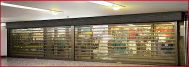 Security Overhead Door Commercial Security Grilles Overhead Door Of Northern Ohio