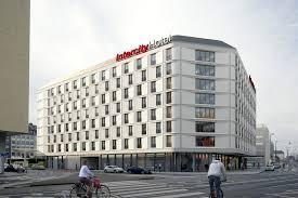 Kfz Zulassungsstelle Bad Homburg Intercityhotel Und Bus Terminal Am Hauptbahnhof In Bau Archiv