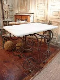 antique french butcher table antique french butcher table in old patina sold