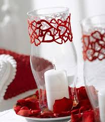 Ideas To Decorate For Valentine S Day by 10 Quick And Easy Valentine U0027s Day Candle Centerpieces