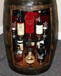 creative liquor cabinet ideas creative liquor cabinet ideas whiskey barrel display liquor cabinet