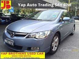 used honda civic 2006 price honda civic 2006 s i vtec 1 8 in kuala lumpur automatic sedan blue
