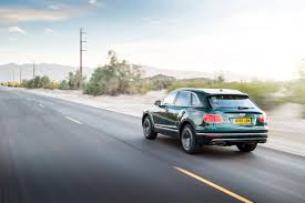 2017 bentley bentayga white bentley is considering an all electric baby bentayga