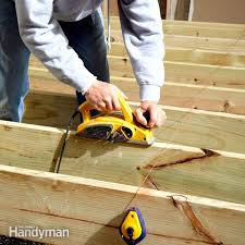 how to build a deck with composites family handyman