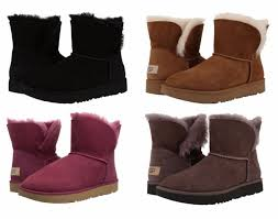 s ugg australia black boots ugg australia womens cuff mini winter boot black 9 m us ebay