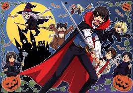 roku halloween background kyo kara maoh wolfram to those who celebrate happy halloween