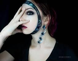 Alien Halloween Makeup by 28 Body Paintings Effrayants Cette Maquilleuse Est La Reine De L