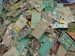 recycling of waste electronic and electrical equipment weee