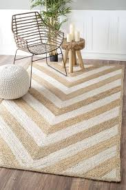 Pottery Barn Indoor Outdoor Wicker Chair Aptdeco - mauijute chevron rug shag rugs natural fiber rugs and jute