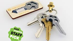box keychain prometheus emergency box bottle opener and keychain qr by