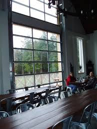 Glass Overhead Garage Doors Aluminum View Glass Garage Doors On Restaurant Overhead