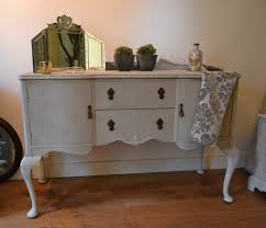 vintage french style shabby chic sideboard dressing table in