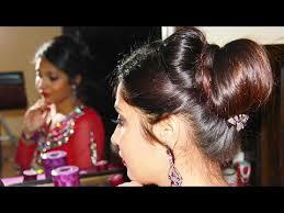 hair juda download indian bridal juda updo hairstyle tutorial youtube