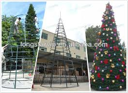 metal christmas tree cool ideas outdoor metal christmas trees with lights lighted