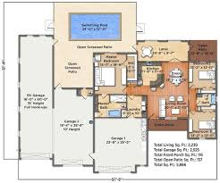 Rv Port Home Floor Plans by The Abaco Rv Port Home Model By Reunion Pointe By Bella Terra