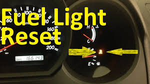 toyota corolla warning signs toyota fuel system warning light reset