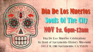 halloween city sacramento dia de los muertos