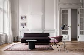 Half Moon Tables Living Room Furniture by Moon Dining Table Dining Tables From Gubi Architonic