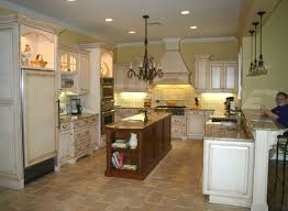 kitchen mesmerizing oak cabinets and white appliances kitchen