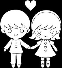 happy valentine u0027s day clip art black and white photography