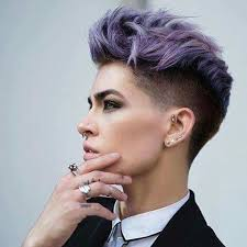 tomboy hairstyles effective hairdressing advice for great results androgynous