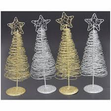online shop christmas iron wire tree five pointed star home garden