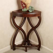how to decorate an accent table corner side table fair curtain decor ideas fresh on corner side