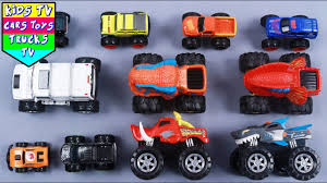 monster trucks kids children babies toddlers monster cars