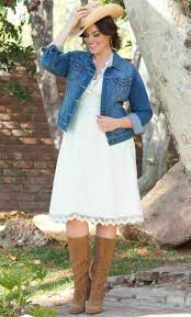 what are the important parts of plus size western wear