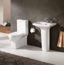 bathroom tall mirror sink cabinet towel hanger ceramic floor