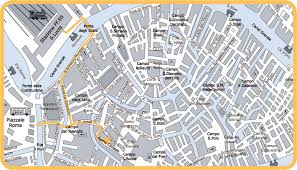 Venice Vaporetto Map Bed And Breakfast In Venice Center Near Station Bus Car Parks