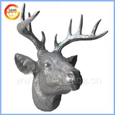 silver deer head silver deer head suppliers and manufacturers at