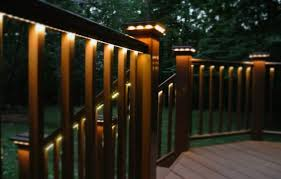 Best Outdoor Solar Lights - simplest solar lights for deck railings u2014 new decoration
