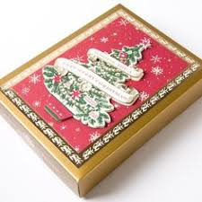 winterberry wreath boxed cards by william arthur papyrus