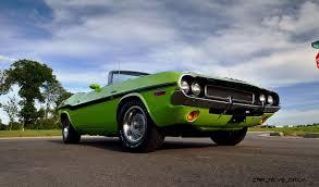 Dodge Challenger Convertible - mecum 2016 musclecars 1970 dodge hemi challenger rt convertible
