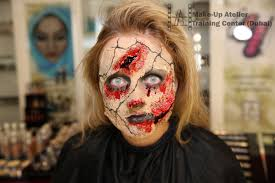 Special Effects Make Up Schools Special Effects Course