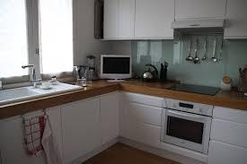 cuisine blanche et verte photo decoration deco cuisine blanche et verte 7