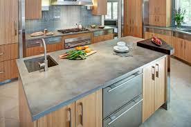 ilot central cuisine avec evier idee ilot central cuisine affordable les meilleures ides de la