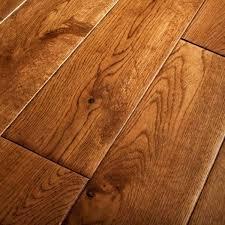 best solid oak wood flooring 18mm x 125mm scraped tobacco oak