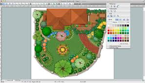 Garden Layout Template by Virtual Garden Planner The Gardens