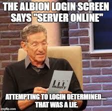 Online Memes - maury lie detector meme imgflip